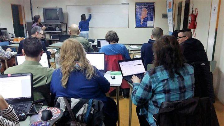 Se realizó en la UTN Facultad Regional Tierra del Fuego un importante Curso de Posgrado en Teledetección Cuantitativa. Esta capacitación se llevó adelante en cooperación con el Ministerio de Ciencia y Tecnología de la Provincia que financió la iniciativa, y la CONAE (Comisión Nacional de Actividades Espaciales) que aportó los profesionales.