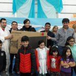 Con gran participación de vecinos se realizó una nueva edición de La Feria en tu Barrio