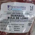 Habilitaron frigorífico para exportar carne de guanaco a Europa