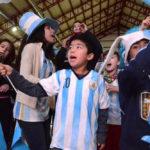 Ushuaia se prepara para alentar a la Selección frente a Croacia