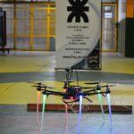 Exhibición de drones en la UTN