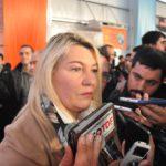La gobernadora Bertone solicitó una reunión urgente con empresarios, gremios y nación