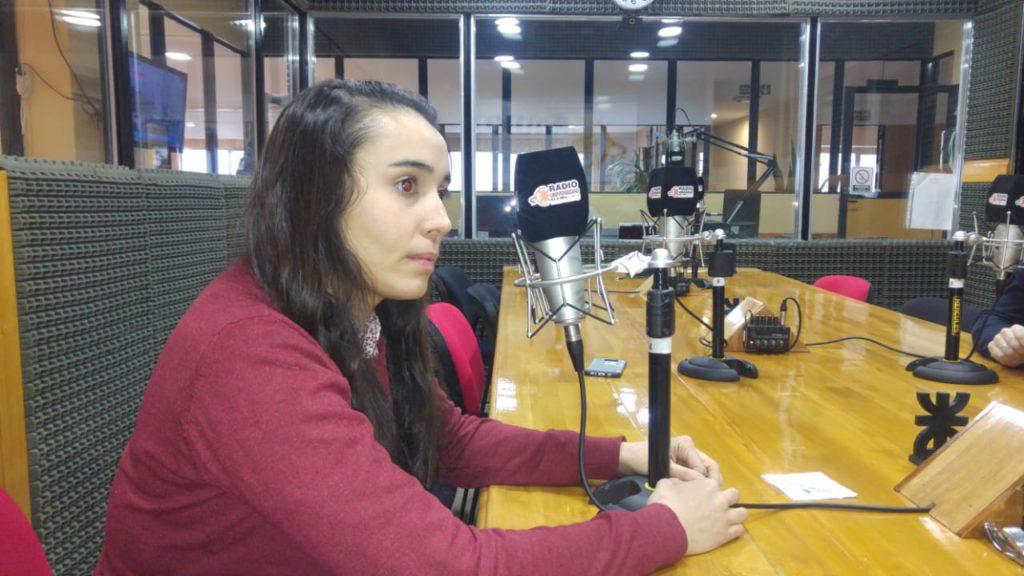 Belén Montes de Oca es abogada titular de la oficina de Desarrollo Social de Nación con asiento en Ushuaia, prosecretaria y apoderada del PRO.
