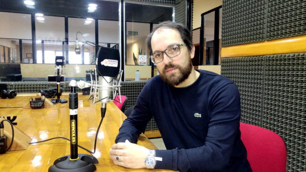 Sebastián Enchieme es gerente de Capacitación y Empleo del Ministerio de Trabajo de Nación, también apoderado del PRO.
