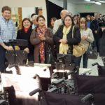 Melella encabezó presentación de nuevo equipamiento para el Banco Municipal de Ortopedia