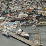 La paralización de la obra del puerto pone en riesgo el arribo de 33 mil cruceristas