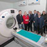 La provincia inauguró un nuevo tomógrafo para el Hospital Regional de Ushuaia