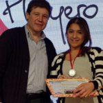 El intendente Melella encabezó la tradicional entrega de los reconocimientos Playero Rojizo