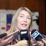 Bertone confirmó que Nación le debe a la provincia 700 millones de pesos
