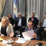 """En Radio Universidad (93.5), Catalán Magni aseguró que """"fue una mesa necesaria"""""""