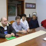 Municipio, Concejo y representantes de diferentes Sindicatos y Cámaras firmaron amparo colectivo en contra de la disminución de las asignaciones familiares para la Patagonia