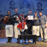 Espectacular VIII Festival del Reencuentro Folklórico Provincial