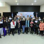 Más familias de Río Grande mejorarán su calidad de vida al contar con gas de red