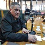 El ministro Romero pasó por Radio Universidad