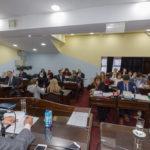 La Legislatura aprobó el nuevo menú de obras