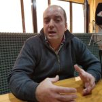 Gliubich indicó que este mes comienza un censo para determinar el número de guanacos en la provincia