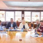 Bertone recibió a los referentes del PJ en la provincia