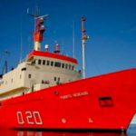 El buque hidrográfico ARA Puerto Deseado fue interceptado por un barco inglés