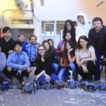 Ministerio de Ciencia y Tecnología participó de una clase con kits de robótica