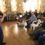 En la Asociación Rural capacitaron a trabajadores de lana