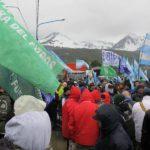 Martes de paro y protesta