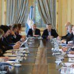 A las 17 horas se reúnen los gobernadores con Mauricio Macri