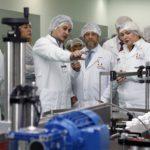 Bertone garantizó el plan de vacunación y las inversiones en salud