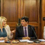 Bertone firma convenio con la CAME para fortalecer el comercio y el consumo