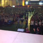 """Melella encabezó la apertura del Primer Congreso Internacional """"Educación e Inclusión desde el Sur"""""""