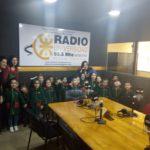 Los alumnos de Sala Amarilla del 'Rosarito Vera' pasaron por «De la mejor manera»