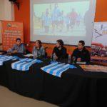 El municipio realizó el lanzamiento de la 6° edición de la maratón