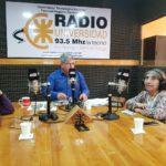 Las hermanas Lodeiro pasaron por Radio Universidad (93.5)