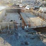 La provincia comienza la construcción de la planta sanitaria de la Margen Sur