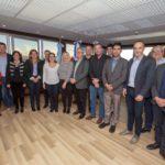 Energías Renovables: Bertone firmó un convenio de cooperación con Finlandia
