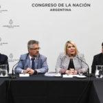 Prórroga del Régimen de Promoción Industrial: Bertone destacó el acompañamiento de diputados de distintas provincias