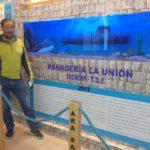 Panadería La Unión inauguró obra en memoria de los 44 tripulantes del ARA San Juan