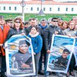 En Ushuaia se realizó un acto en conmemoración a los 44 tripulantes