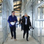 """Bertone: """"el nuevo centro de salud de mediana complejidad es muy esperada por los vecinos de la Margen Sur"""""""