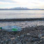Microplásticos en Tierra del Fuego