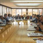 Bertone planteó los objetivos 2019 para su gobierno