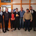La UTN graduó a otros cinco Ingenieros