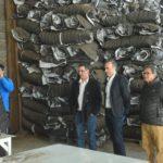 Tierra del Fuego realizó la primera exportación de turba industrializada