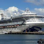 Más de 12 mil personas llegaron este fin de semana al puerto
