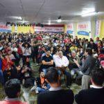 Melella desembarca en Ushuaia con una capacitación a jóvenes