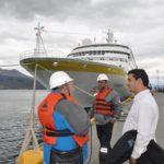 La actividad del Puerto de Ushuaia se incrementó el 23 por ciento