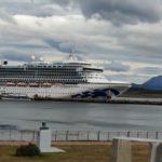 Tras la llegada del Star Princess, casi 4.000 turistas recorrerán Ushuaia