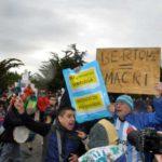 Movilización politizada terminó con incidentes