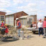 Municipio construirá la red de gas natural en el barrio Esperanza