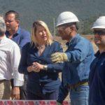 """Bertone: """"estamos concluyendo obras muy esperadas por los vecinos"""""""