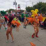 Las familias de la ciudad de Río Grande vivieron una fiesta